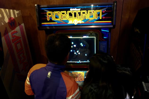 robotron game masters