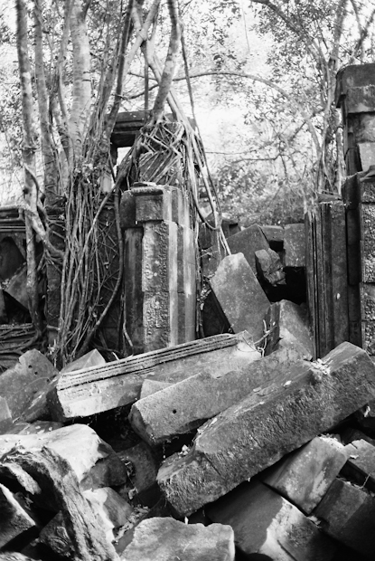 Ruins, Beng Melea