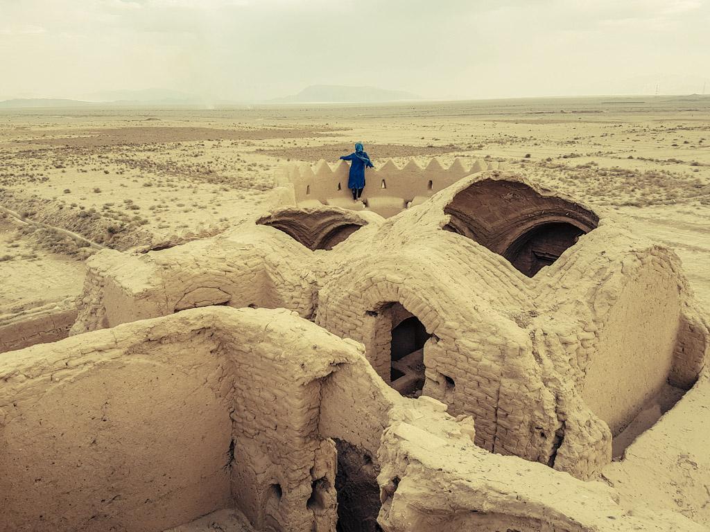 secret iran tour destination