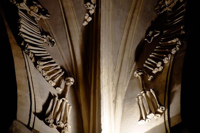 sedlec ossuary - scenic angles