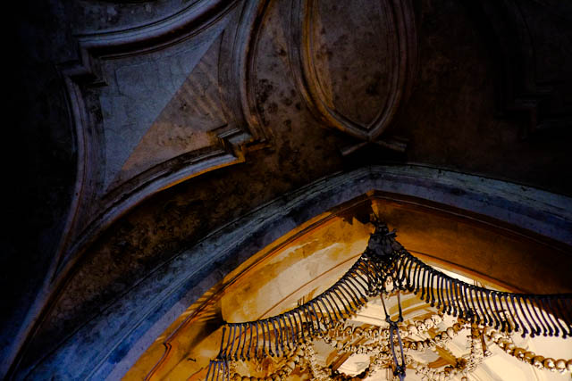 Presented without comment. The Sedlec Ossuary - Kutna Hora.