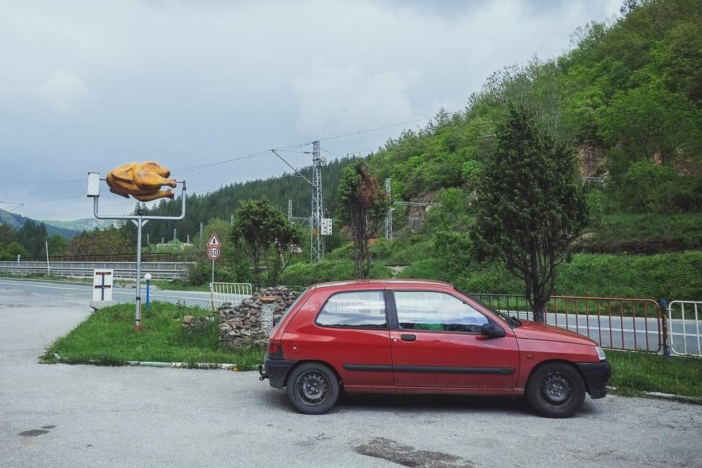 serbia bulgaria border