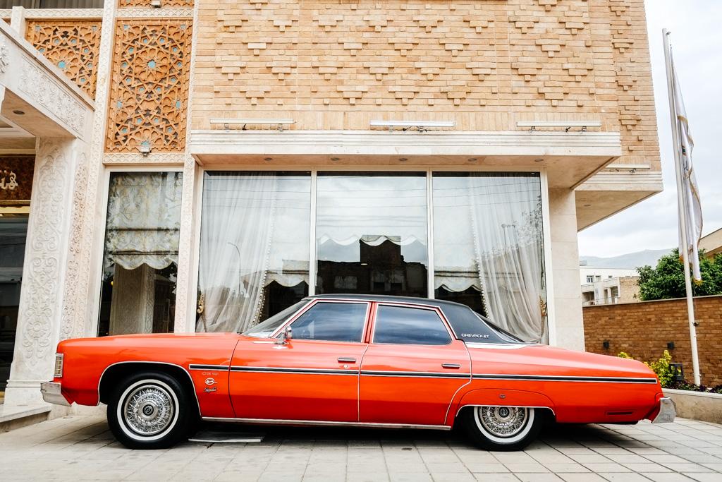 shiraz chevrolet iran tour