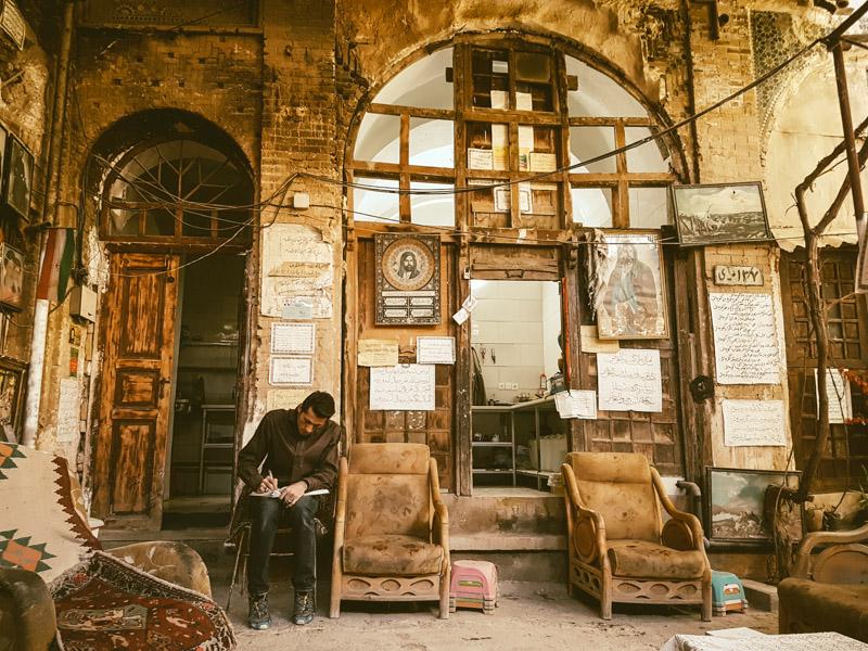 shiraz tea house