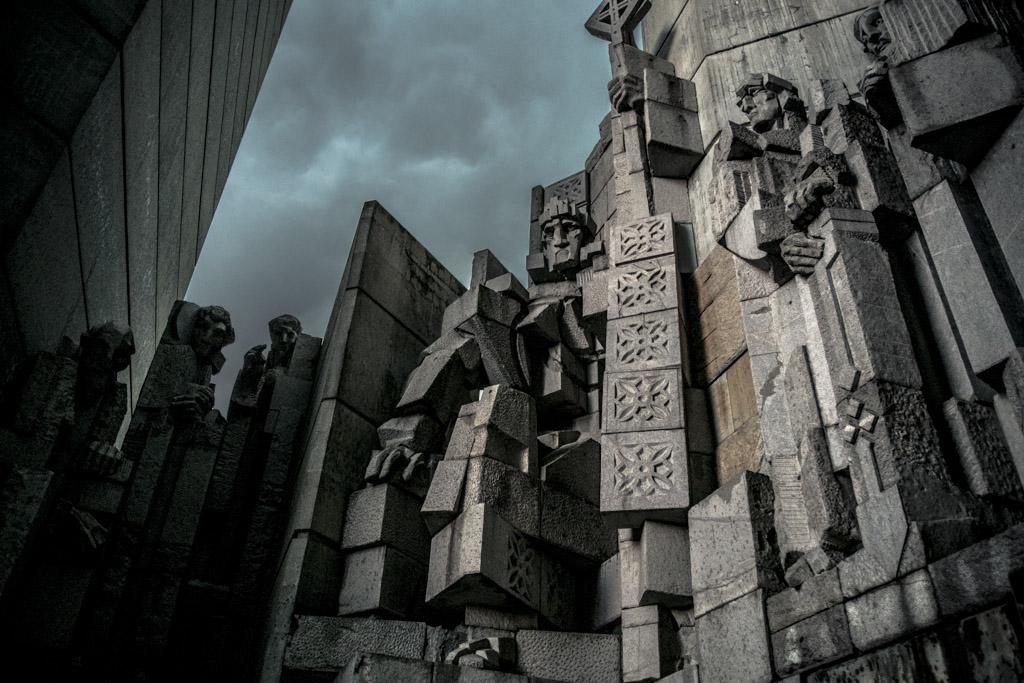 Shumen Monument communism bulgaria