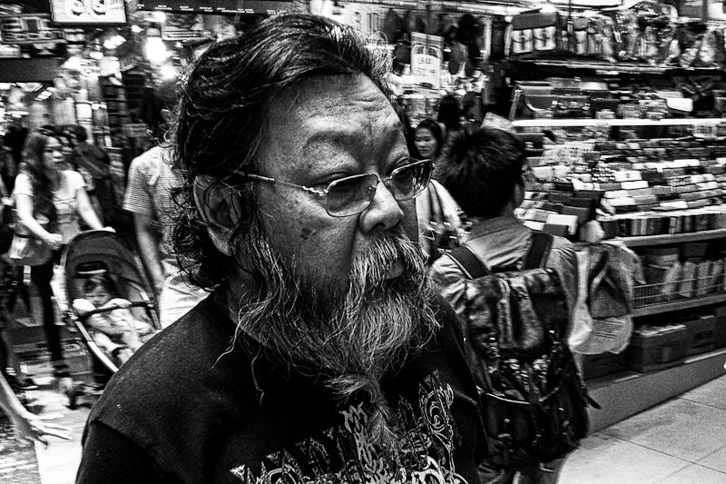 Bugis Street - Singapore Photography