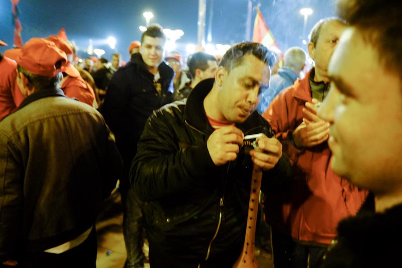 smoking in Macedonia