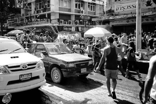 This is Songkran