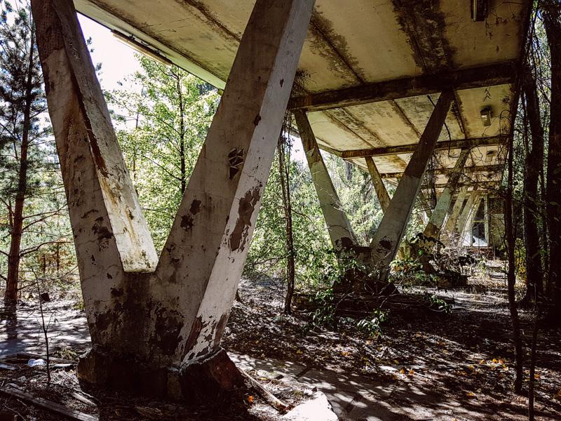 soviet modernist architecture chernobyl