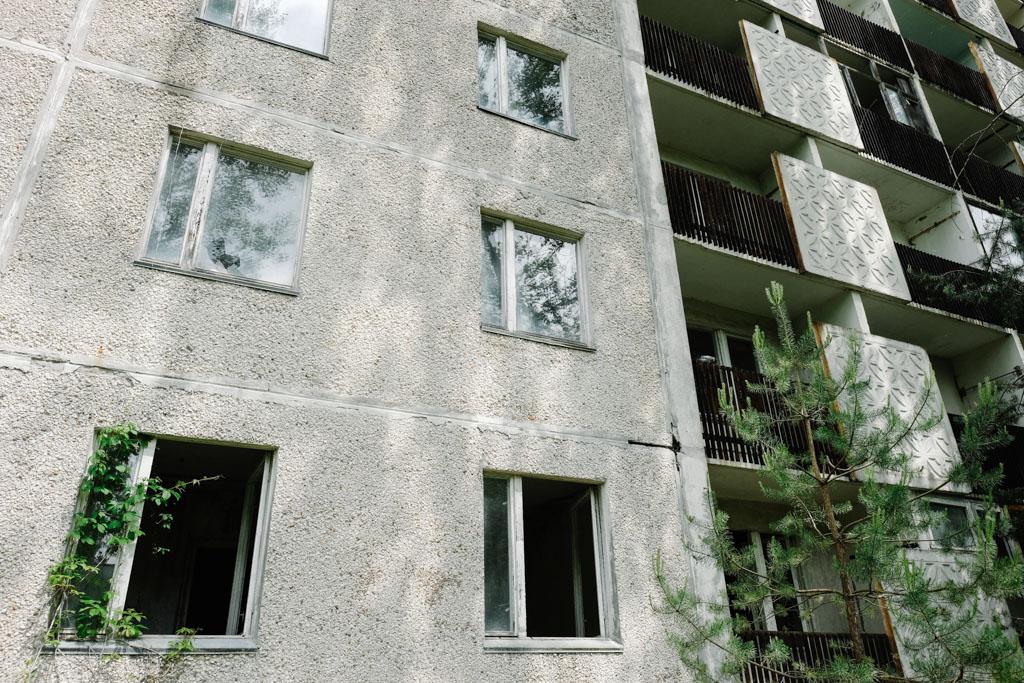 soviet modernist sovmod chernobyl