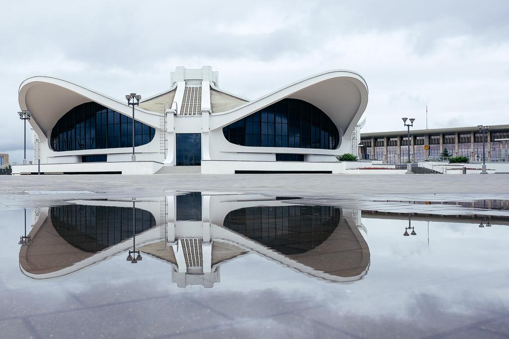 sovmod architecture minsk belarus