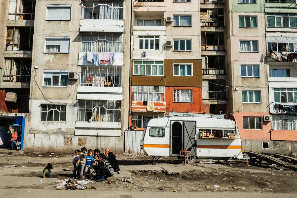stolipinovo gypsy ghetto