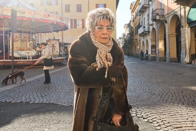 street photography Italy