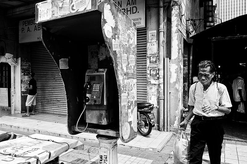 epic malaysian street phone box