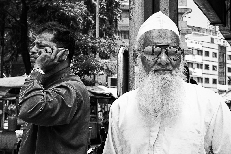 street photography malaysia - on the streets of Kuala Lumpur ( KL )