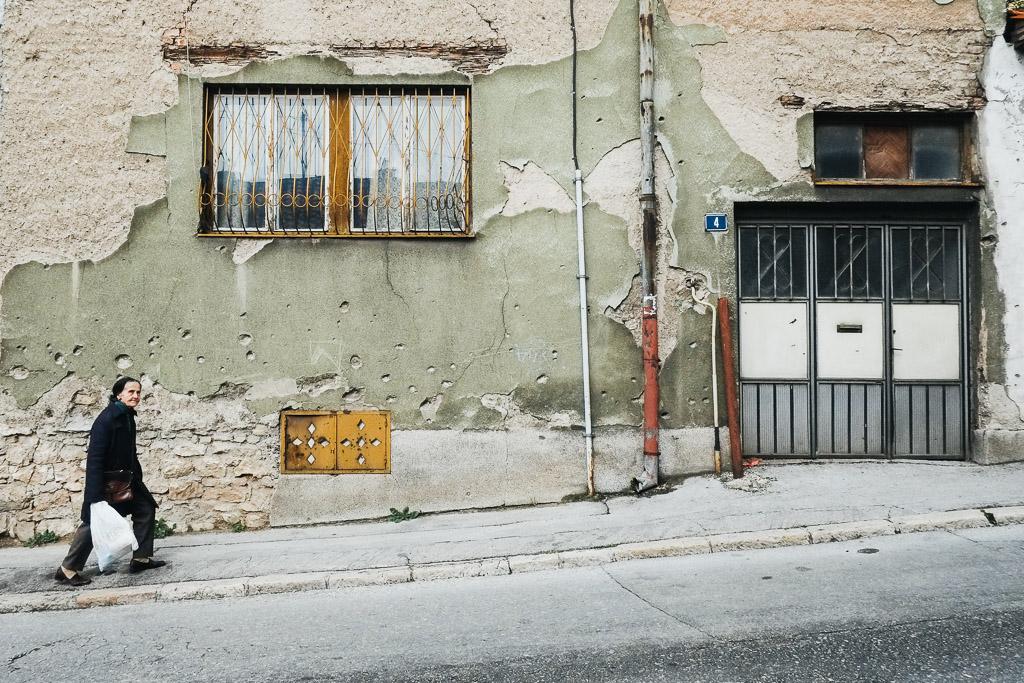 street photography sarajevo