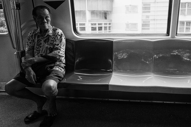 Singapore Train Photography