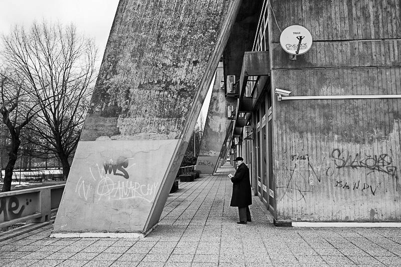 Super Andrija - Communist Era Apartment Block Zagreb