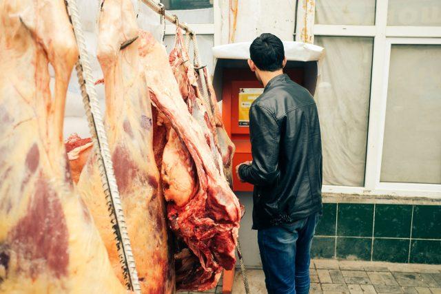 tajikistan butcher dushanbe