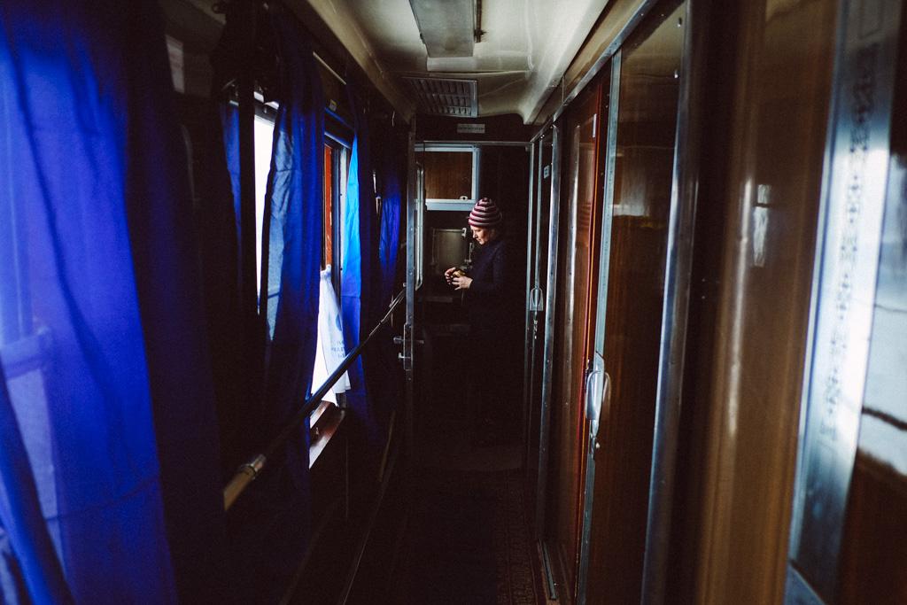 interior almaty to taskent train