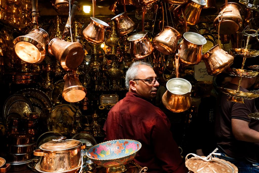 tehran bazaar iran tour