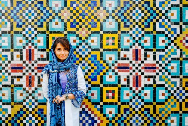 tehran street fashion