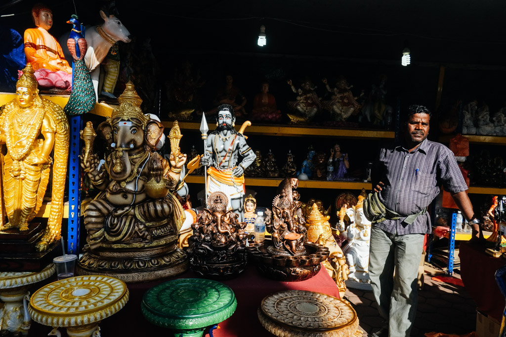 thaipusam statues for sale