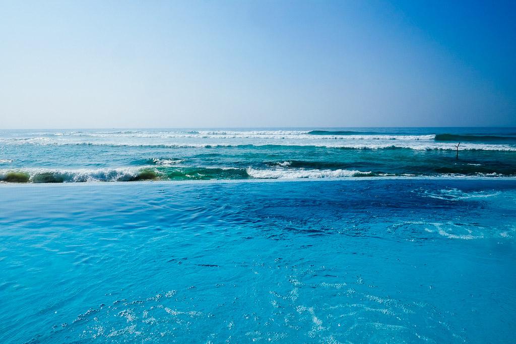 Thalpe Beach, Sri Lanka.