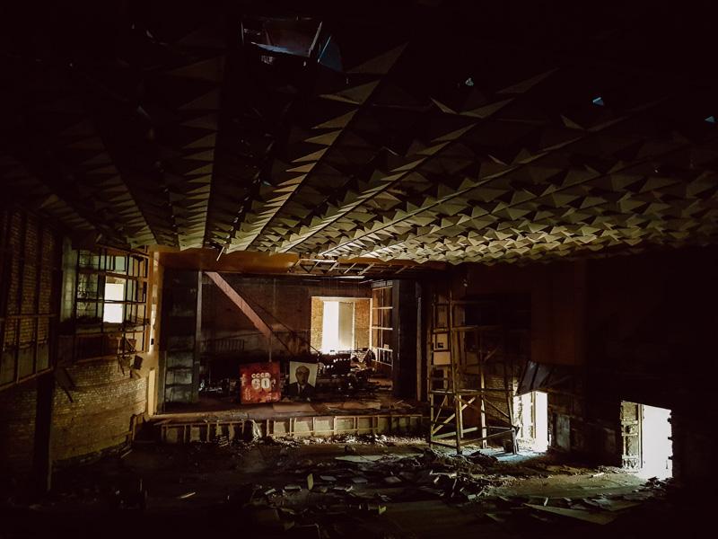 theatre palace of culture pripyat