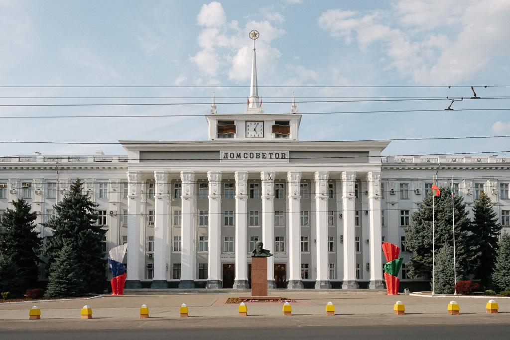 tiraspol soviet architecture tour