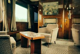 Tito's Blue Train Yugoslavia