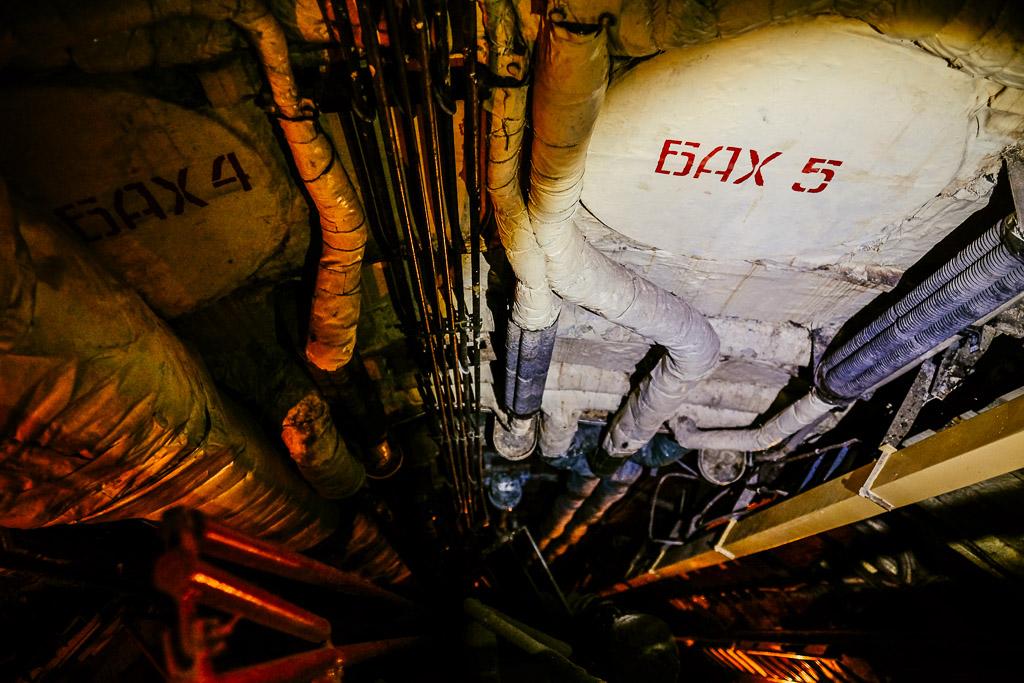 tour missile silo ukraine atomic