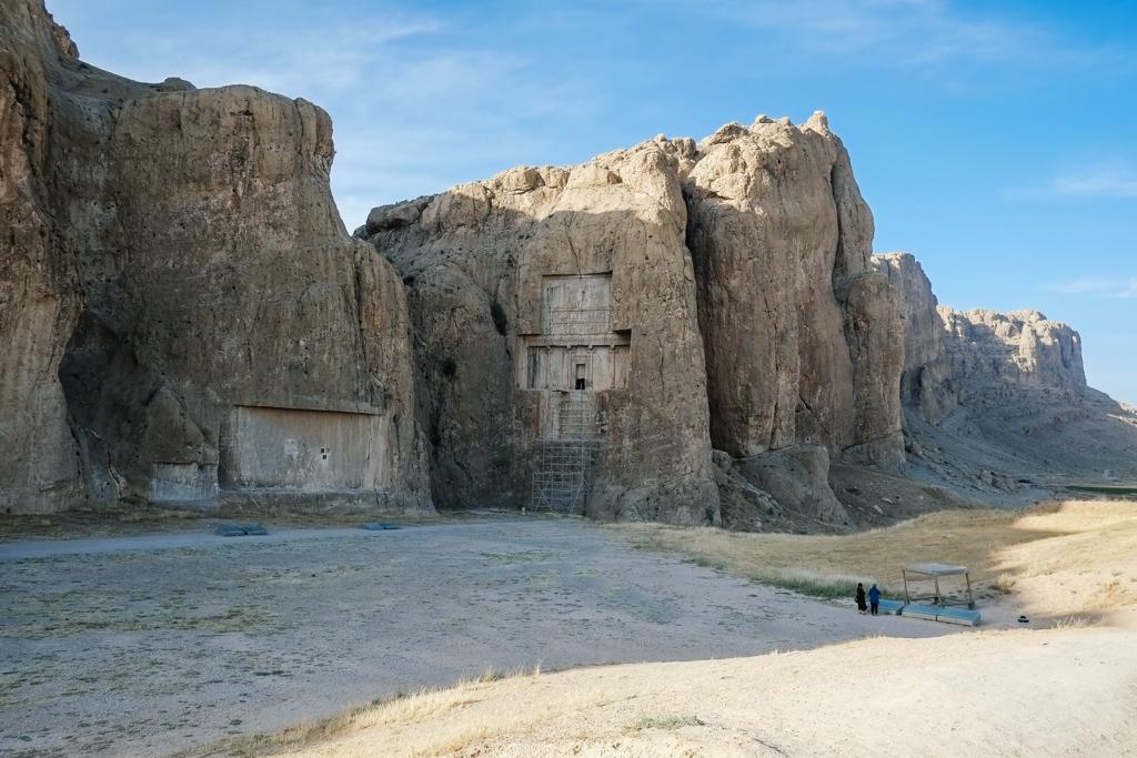 tour necropolis persepolis iran
