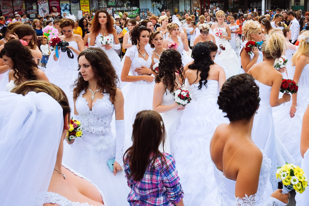 Transnistrian brides