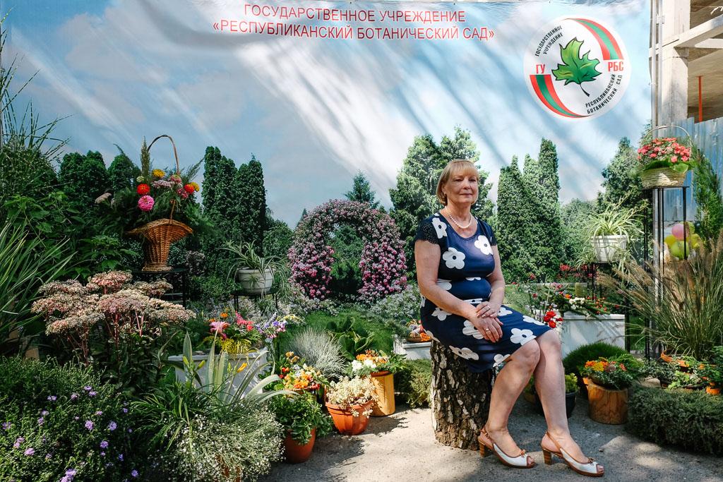 transnistrian lady