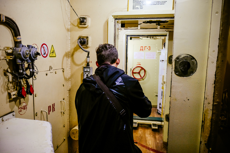 ukraine missile tour chernobyl