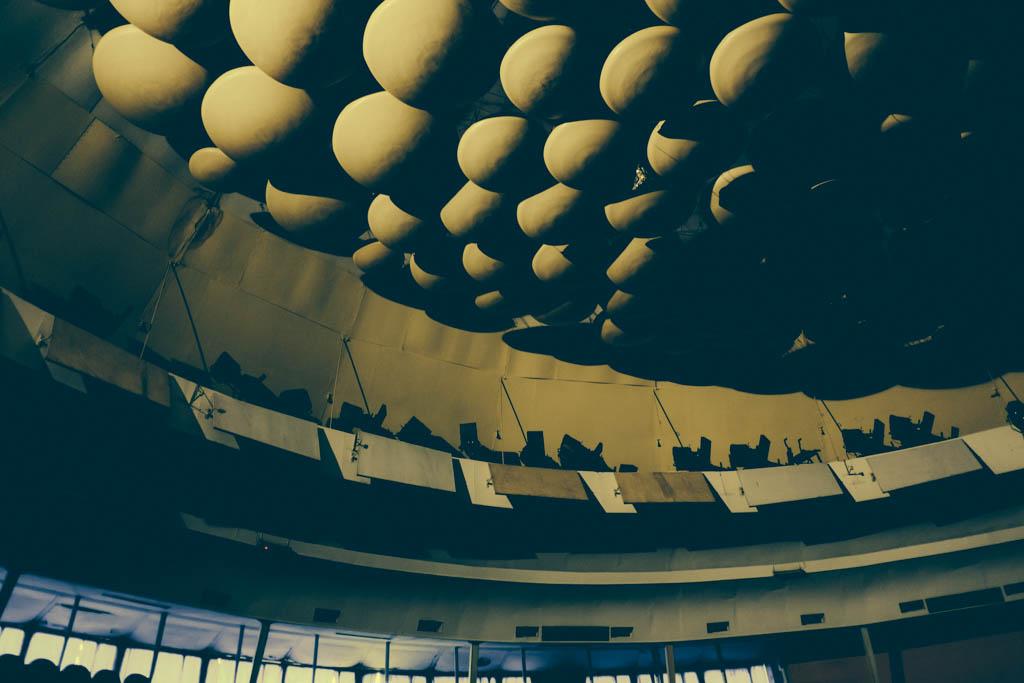 univeral hall modernist architecture skopje macedonia