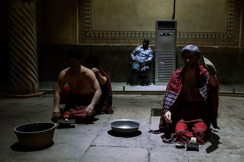 Vakil Bath, Shiraz, Iran.