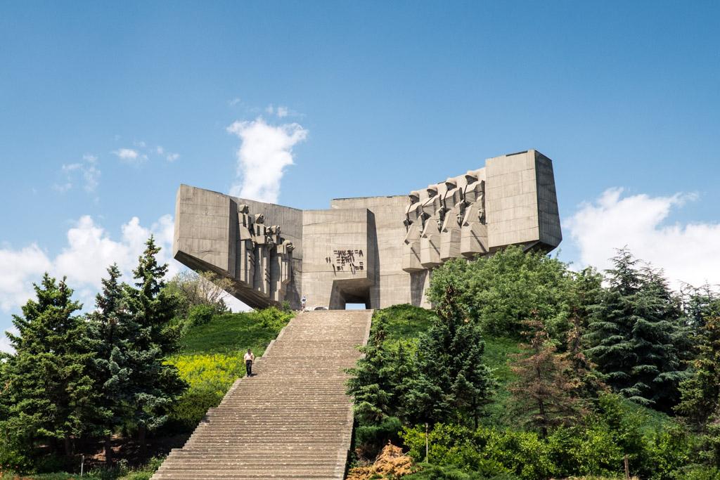 varna bulgaria communist monument