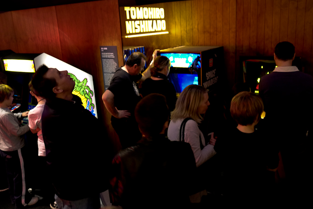 video game arcade melbourne