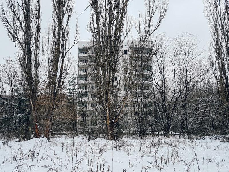 winter chernobyl tour