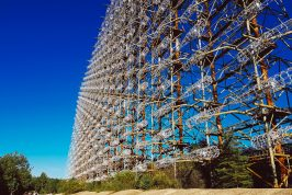 woodpecker radar duga chernobyl
