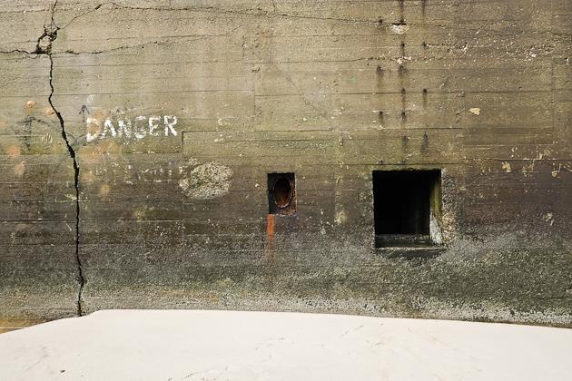 world war ii bunker - wissant france
