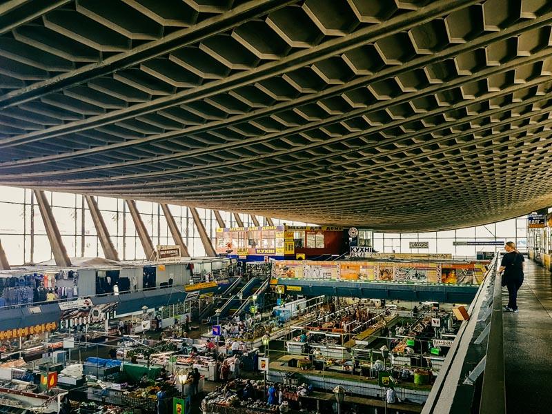 zhynyi market kiev interior